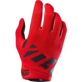 Fox Ranger Glove, red - Fahrradhandschuhe