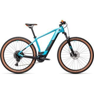 Cube Reaction Hybrid Pro 625 29 2021, petrol´n´orange - E-Bike