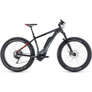 Cube Nutrail Hybrid 500 2018, iridium´n´red - E-Bike