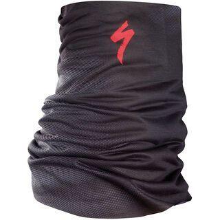 Specialized Tubular Headwear Fleece Faze, grey/black - Multifunktionstuch