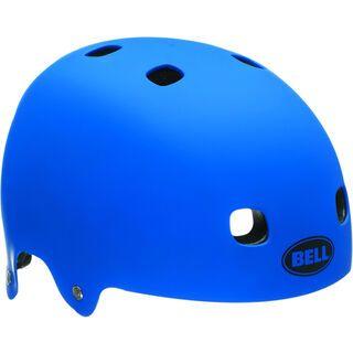 Bell Segment, matte blue - Fahrradhelm