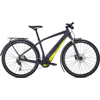 Specialized Men's Turbo Vado 3.0 2018, slate/limon - E-Bike