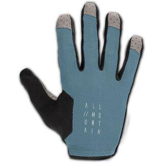 Cube Handschuhe Performance Langfinger, smoke blue - Fahrradhandschuhe