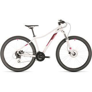 Cube Access WS EAZ 29 2020, white´n´berry - Mountainbike