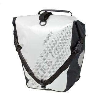 Ortlieb Back-Roller Black'n White, weiß-schwarz - Fahrradtasche