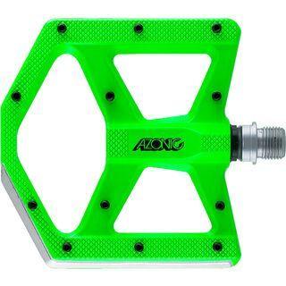 Azonic Kamikaze Pedal, neon green