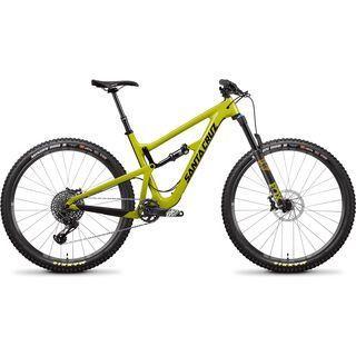 Santa Cruz Hightower LT C S 2018, green/black - Mountainbike