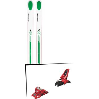 Set: Kästle TX98 2019 + Marker Squire 11 ID red
