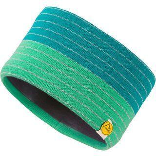 La Sportiva Power Headband, spruce/emerald - Stirnband