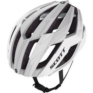 Scott Arx, white matt - Fahrradhelm