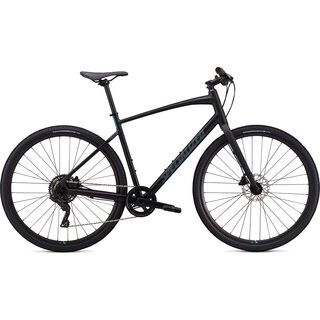 Specialized Sirrus X 3.0 2020, black/grey/black reflective - Fitnessbike