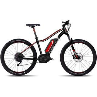 Ghost Teru 8 Miss 2016, black/red/white - E-Bike