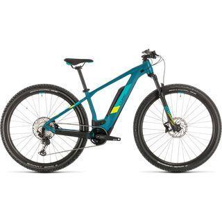 Cube Access Hybrid Race 27.5 2020, pinetree´n´lime - E-Bike