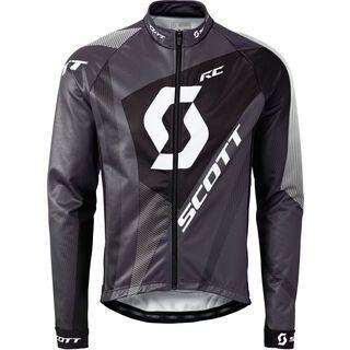 Scott AS RC Pro plus l/sl Shirt, black/grey - Radtrikot