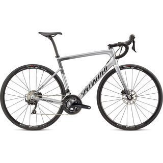 Specialized Tarmac Disc Sport 2020, silver/charcoal/black - Rennrad