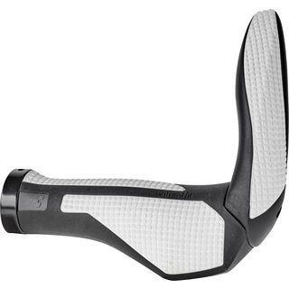 Cube Natural Fit Griffe Comfort Bar Ends large, black´n´white