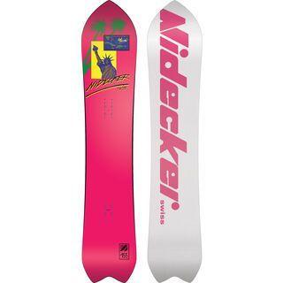 Nidecker Liberty Wide 2020 - Snowboard