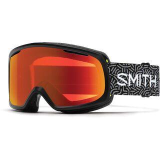 Smith Riot inkl. Wechselscheibe, new wave/Lens: chromapop everyday - Skibrille