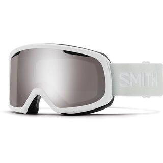 Smith Riot inkl. WS, white vapor/Lens: cp sun platinum mir - Skibrille
