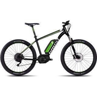 Ghost Teru 6 2016, black/green/white - E-Bike