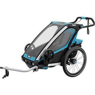 Thule Chariot Sport 1, blue - Fahrradanhänger