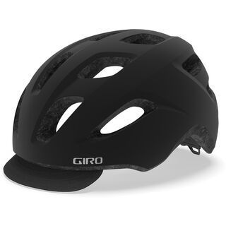 Giro Trella, matte black/silver - Fahrradhelm