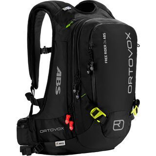 Ortovox Free Rider 26 ABS, black anthracite - Rucksack