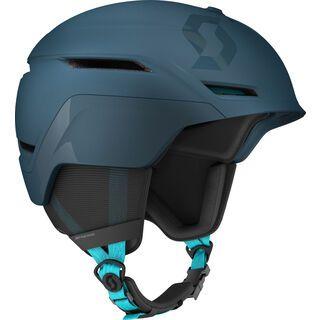 Scott Symbol 2 Plus Helmet, majolica blue/cyan blue - Skihelm