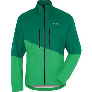 Vaude Men's Tremalzo Rain Jacket, yucca green - Radjacke