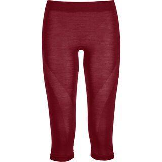 Ortovox 120 Merino Comp Light Short Pants W, dark blood - Unterhose