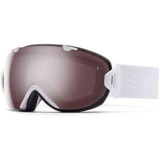 Smith I/Os + Spare Lens, white gbf/ignitor mirror - Skibrille