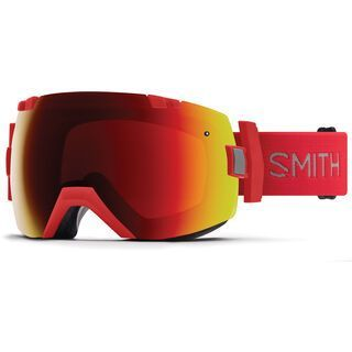 Smith I/OX inkl. WS, rise/Lens: cp sun red mir - Skibrille