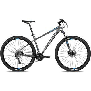 Norco Storm 1 29 2018, charcoal/blue - Mountainbike