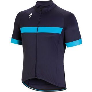 Specialized RBX Sport Jersey SS, blue/neon blue - Radtrikot