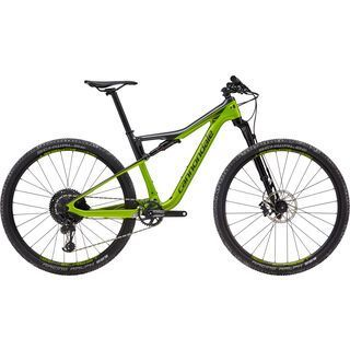 Cannondale Scalpel-Si Carbon 4 2019, acid green - Mountainbike