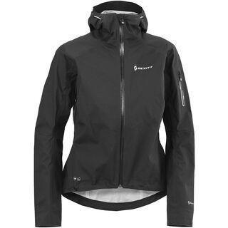 Scott Womens Shadow Active Shell Jacket, black - Radjacke