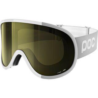 POC Retina Big Comp inkl. Wechselscheibe, hydrogen white/Lens: smokey yellow - Skibrille