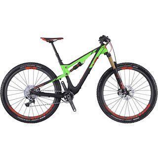 Scott Genius 900 Tuned 2016, black/green/red - Mountainbike