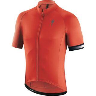Specialized RBX Sport Logo Shortsleeve Jersey, rocket red - Radtrikot