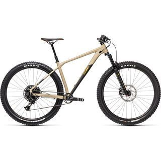 Cube Reaction TM 2021, desert´n´orange - Mountainbike