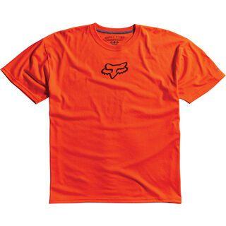Fox Tournament SS Tech Tee, flow orange - Funktionsshirt