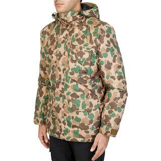 The North Face Mens Faider Insulated Jacket, Tigers Eye Tan Duckmo Print - Skijacke