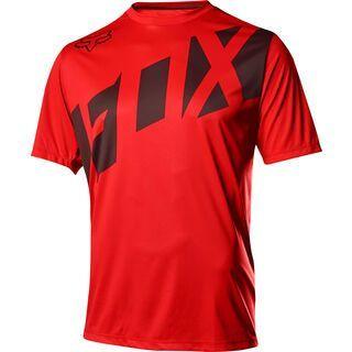 Fox Ranger SS Jersey, red/black - Radtrikot