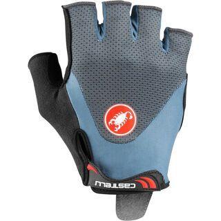 Castelli Arenberg Gel 2 Glove, dark blue / light blue - Fahrradhandschuhe