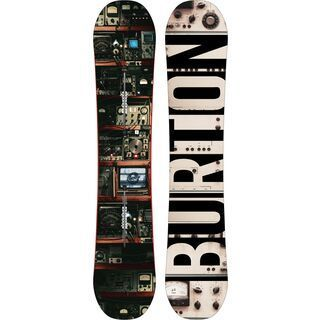 Set: Burton Blunt 2017 +  Custom (1464181)