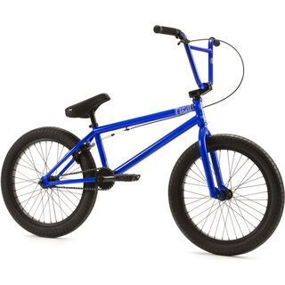 Fiend Type O- 2019, blue w/splatter - BMX Rad