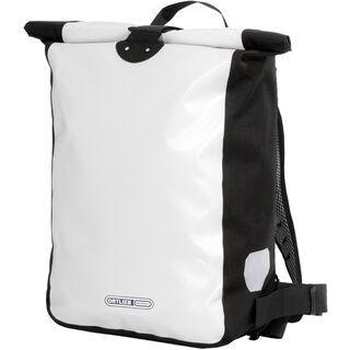 Ortlieb Messenger-Bag, white-black - Kuriertasche