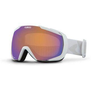 Giro Onset, white icon/Lens: persimmon boost - Skibrille