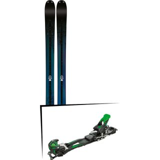 Set: K2 SKI Shreditor 92 2016 + Tyrolia Adrenalin 16 (1715219S)