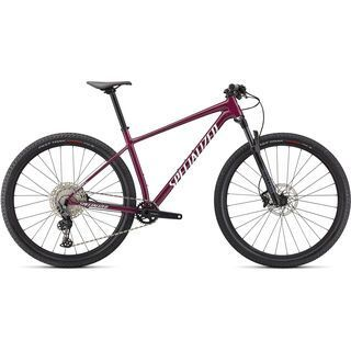 Specialized Chisel raspberry/white 2021